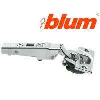 Петля Clip top B. > наложение на боковину, (константа 13мм) 110° накладная под саморез