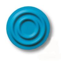 440025ST05 Ручка кнопка детская, круг синий