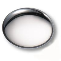 469025MP02 Ручка кнопка модерн, глянцевый хром