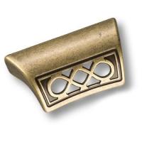 15.176.32.12 Ручка скоба современная классика, античная бронза 32 мм
