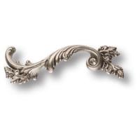 15.216.96 SWA 16 left Ручка скоба эксклюзивная коллекция, античное серебро 96 мм