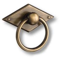 15.120.02.04 Ручка кольцо классика, старая бронза