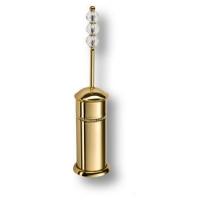 3504Y-71-003-3 Ёршик, латунь с 3-мя кристаллами , цвет - глянцевое золото