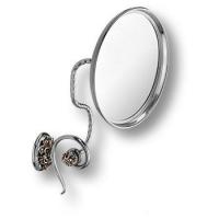 PV1611/K Зеркало для ванной комнаты, цвет - старое серебро