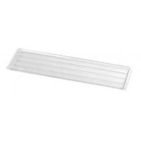 Поддон для посудосушителя в шкаф шириной 900 мм, прозрачный