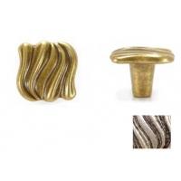 WPO.695.000.00E8 Ручка-кнопка, античное серебро, New