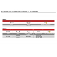 HW.009.003 Светильник LED Verso (правый), 3W/350мА, 4000K, отделка хром глянец