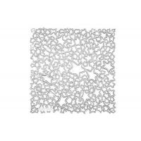 Комплект декоративных панелей ARIEL 254х254мм (6 штук), отделка транспарент