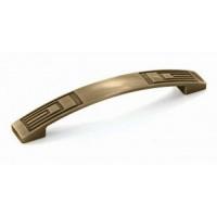 UR27-0128-GAB02 Ручка  античное золото128мм, Gamet