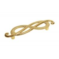 EA036Z096S0.70 Ручка-скоба 96мм (левая), отделка золото императорское