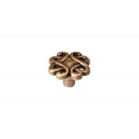 24108Z0300B.09 Ручка-кнопка Capriccio d30  бронза Флоренция, Bosetti Marella