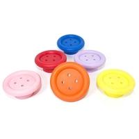 03.0628.071 Ручка кнопка детская, пуговица розовая
