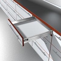 Выдвижной ящик Tandembox (Тандембокс) под духовой шкаф(высота N), L=450мм