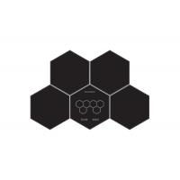 MH.03.BL Муляж варочной поверхности MH.03, цвет черный