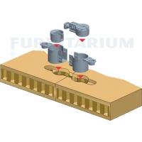BOX FOR QUICK 30 Корпус для стяжки (тамбурат 60 мм)