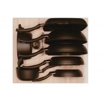 60.15/B/HTCH47 Ёмкость в базу 600, с набором посуды (8 предметов), бук, для ящика Hettich (L=470мм)