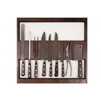 Ёмкость в базу 600, с набором ножей (9 предметов), венге, для ящика Blum (L=500мм)