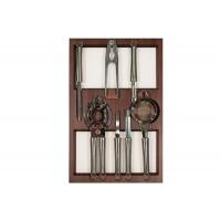Ёмкость-расширитель 300 с кухонными приборами (7 предметов), венге, для ящика Hettich (L=470мм)
