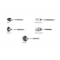 Ёмкость-расширитель 300 с кухонными приборами (5 предметов), бук, для ящика Hettich (L=470мм)