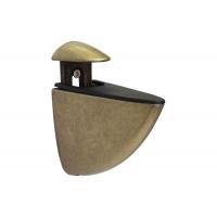 """8410.22  Менсолодержатель """"Пеликан"""", отделка старая бронза, большой, комплект 2 штуки"""