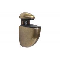 """8400.22  Менсолодержатель """"Пеликан"""", отделка старая бронза, малый, комплект 2 штуки"""