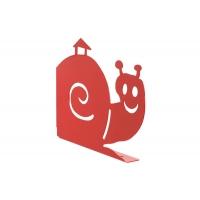 CA1.I020.AQ2T1  Менсолодержатель Molly, цвет красный, комплект 2 штуки