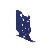 CA1.H017.AF2T1  Менсолодержатель Ippo, цвет синий, комплект 2 штуки