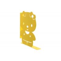 CA1.F014.AH2T1  Менсолодержатель Susy, цвет жёлтый, комплект 2 штуки