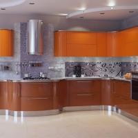 RAL 2000 краска для фасадов МДФ цвет цвет апельсиново-желтый