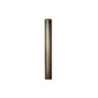 Стойка Н 1500 мм, D 50 мм с заглушками, отделка под бронзу