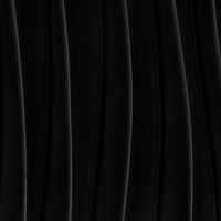 Чёрный структурный глянец, пленка ПВХ 5001-645