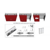 Plano Комплект доводчиков для 2-х дверного шкафа