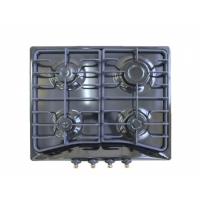 Газовая варочная панель Electronicsdeluxe 5840.00гмв-006 ч/р