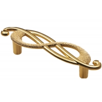 EA036Z064D0.70 Ручка-скоба 64мм (правая), отделка золото императорское
