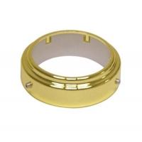 K102OT Кольцо фиксирующее для барной стойки d=50 мм, золото