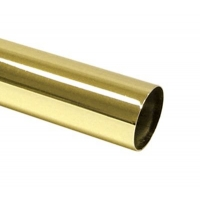 T50-3000OT Труба барная d=50, Н=3000 мм для барной стойки, золото