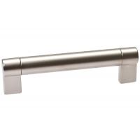 8.1033.0128.30-30 Ручка-скоба 128мм, отделка никель матовый