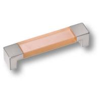7777.0096.021.182 Ручка скоба детская, цвет оранжевый 96 мм