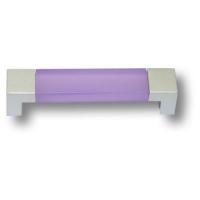 7777.0096.021.418 Ручка скоба детская, цвет фиолетовый 96 мм