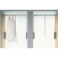 Пантограф, лифт для одежды, отделка серая 600-1000мм