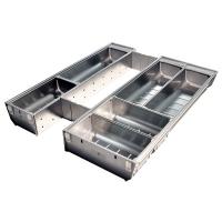 Набор для столовых приборов ORGA-LINE - H=450 мм / L=450