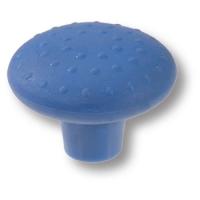 03.0478.067 Ручка кнопка детская, цвет синий