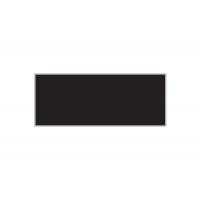 Комплект стекол для ящика Барредо 140 х 470 х 4мм, черное (2 шт.)