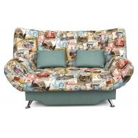 Мебельная ткань скотчгард TRAVEL Vintage (Трэвэл Винтаж)
