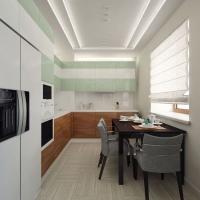 Кухонный гарнитур 113, любые размеры, изготовление на заказ