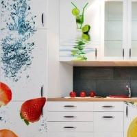 Кухонный гарнитур 124, любые размеры, изготовление на заказ