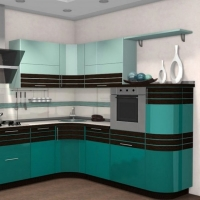Кухонный гарнитур 135, любые размеры, изготовление на заказ