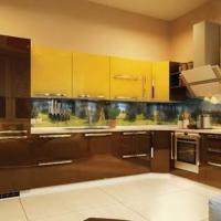 Кухонный гарнитур 143, любые размеры, изготовление на заказ