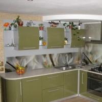 Кухонный гарнитур 159, любые размеры, изготовление на заказ