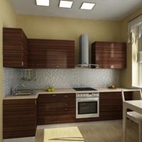 Кухонный гарнитур 184, любые размеры, изготовление на заказ
